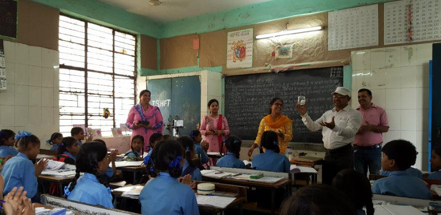 in lesson, India, learning
